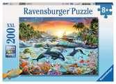 Orca Paradise Jigsaw Puzzles;Children s Puzzles - Ravensburger