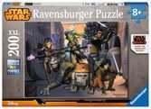 Die Rebellion beginnt Puzzle;Kinderpuzzle - Ravensburger