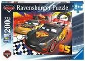 Cars - Sulla pista di gara Puzzle;Puzzle per Bambini - Ravensburger