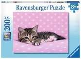 Tijd voor een dutje Puzzels;Puzzels voor kinderen - Ravensburger