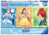 Beautiful Disney Princesses Puzzles;Puzzles pour enfants - Ravensburger