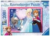 Geschwisterliebe Puzzle;Kinderpuzzle - Ravensburger