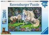 Mystical Unicorns Puslespil;Puslespil for børn - Ravensburger