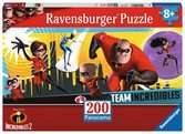 Incredibles 2 Puslespill;Barnepuslespill - Ravensburger
