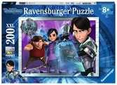 V říši trolů 200 dílků 2D Puzzle;Dětské puzzle - Ravensburger