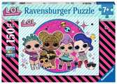 LOL Surprise XXL150 Girls Night Out Puzzles;Children s Puzzles - Ravensburger