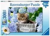 Klein katje Puzzels;Puzzels voor kinderen - Ravensburger