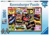 Poster de voitures de course Puzzle;Puzzles enfants - Ravensburger