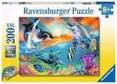 Oceaanbewoners Puzzels;Puzzels voor kinderen - Ravensburger