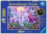 Magische eenhoornnacht Puzzels;Puzzels voor kinderen - Ravensburger