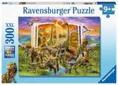 Dino Dictionary           300p Jigsaw Puzzles;Children s Puzzles - Ravensburger