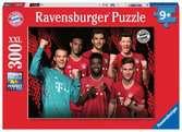 FC Bayern Saison 2020/21 Puzzle;Kinderpuzzle - Ravensburger