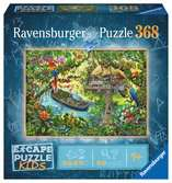 Escape puzzle Kids - Un safari dans la jungle Puzzle;Puzzle enfant - Ravensburger