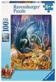 Het hol van de draak Puzzels;Puzzels voor kinderen - Ravensburger
