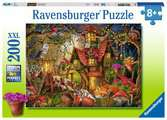 The Little House XXL 200pc Puslespil;Puslespil for børn - Ravensburger