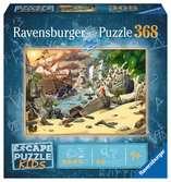 Escape Puzzle Kids Pirates Puzzels;Puzzels voor kinderen - Ravensburger