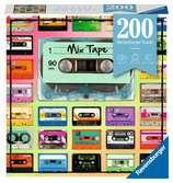 Kazetový mix 200 dílků 2D Puzzle;Puzzle pro dospělé - Ravensburger