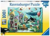 Magische onderwaterwereld Puzzels;Puzzels voor kinderen - Ravensburger