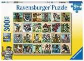 Ravensburger puzzel Geweldige atleten - Legpuzzel - 300 XXL stukjes Puzzels;Puzzels voor kinderen - Ravensburger
