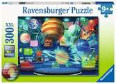 Ravensburger Planet Holograms 300 piece Jigsaw Puzzle with Extra Large Pieces for Kids age 9 years and up Puzzles;Children s Puzzles - Ravensburger