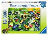 Friendly Frogs XXL300 Puzzles;Children s Puzzles - Ravensburger