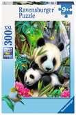 Lieve panda / Charmant panda Puzzle;Puzzles enfants - Ravensburger