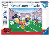 Mickey, doelpunt! Puzzels;Puzzels voor volwassenen - Ravensburger