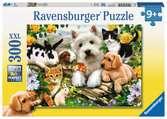 Dierenvriendjes Puzzels;Puzzels voor kinderen - Ravensburger