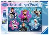 De ijskoningin / La Reine des Neiges – audacieuse et imperturbable Puzzle;Puzzles enfants - Ravensburger