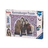En famille / Chica Vampiro Puzzle;Puzzle enfant - Ravensburger