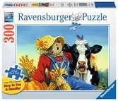 Barnyard Duet Jigsaw Puzzles;Adult Puzzles - Ravensburger