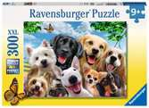 Delighted Dogs Puzzle;Kinderpuzzle - Ravensburger