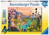 Fairy Valley XXL300 Puzzles;Children s Puzzles - Ravensburger