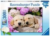Ravensburger Cute Friends 300 piece Jigsaw Puzzle with Extra Large Pieces for Kids age 9 years and up Puzzles;Children s Puzzles - Ravensburger