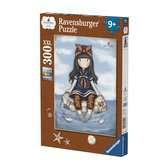 Puzzle 300 p XXL - Little Fishes / Gorjuss Puzzle;Puzzle enfant - Ravensburger