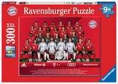 FC Bayern Saison 2018/19  300p Puzzle;Kinderpuzzle - Ravensburger