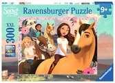Abenteuer auf Pferden Puzzle;Kinderpuzzle - Ravensburger