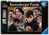 Puzzle 300 p XXL - Norbert Dragonneau contre Grindelwald / Animaux fantastiques Puzzle;Puzzle enfant - Ravensburger