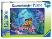 Deep Sea Treasure XXL300 Puzzles;Children s Puzzles - Ravensburger
