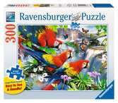 Tropical Birds Jigsaw Puzzles;Adult Puzzles - Ravensburger
