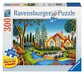 Cottage Dream Jigsaw Puzzles;Adult Puzzles - Ravensburger