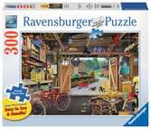 Grandpa's Garage Jigsaw Puzzles;Adult Puzzles - Ravensburger