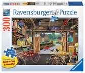 Grandpa's Garage Jigsaw Puzzles;Children s Puzzles - Ravensburger