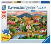Rolling Hills Jigsaw Puzzles;Adult Puzzles - Ravensburger
