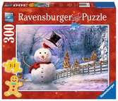 The Magical Snowman Jigsaw Puzzles;Children s Puzzles - Ravensburger