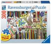 Color with Me Jigsaw Puzzles;Adult Puzzles - Ravensburger