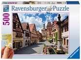 Rothenburg ob der Tauber Puzzle;Erwachsenenpuzzle - Ravensburger