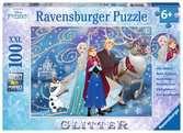 Frozen – Glinsterende sneeuw Puzzels;Puzzels voor kinderen - Ravensburger