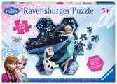 Elsas Schneeflocke Puzzle;Kinderpuzzle - Ravensburger