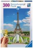 Uitzicht op de Eiffeltoren Puzzels;Puzzels voor volwassenen - Ravensburger